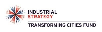 Transforming Cities Fund logo